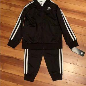 Adidas Zip Up & Pants